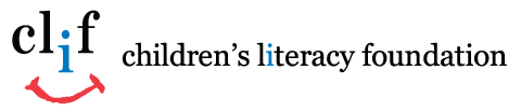 children's literacy foundation logo